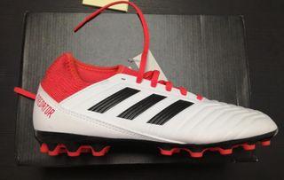Botas fútbol niño Adidas Predator - Número 36