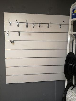 Panel de Lamas 120cm x 120cm. Rebajado!!!
