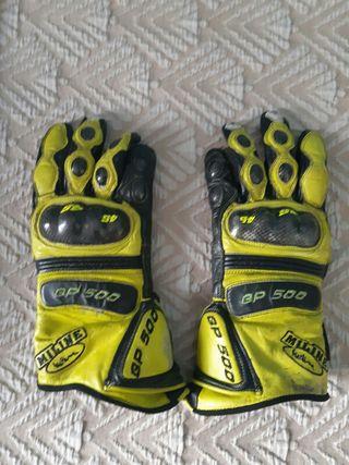 guantes piel miline gp 500