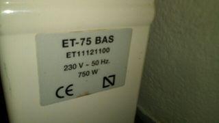 2 radiadores Fagor