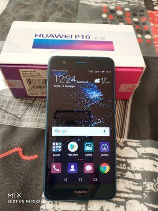Huawei p10 lite 4gb libre