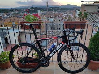 Bicicleta de carretera carbono Cervello S2