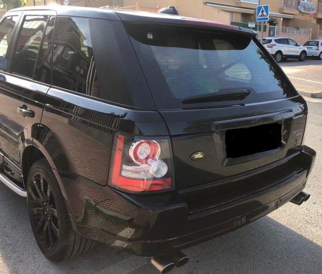 Range Rover Sport 2.7 Tdv 6 automatico impecable