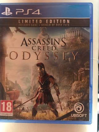 Assasin creed odisey ps4