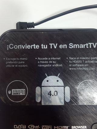 Convertidor de tv en Smart