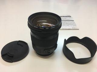 Sigma 17 70 mm f/2.8 4 DC HSM Macro