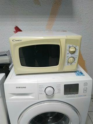 microondas grill+ garantia