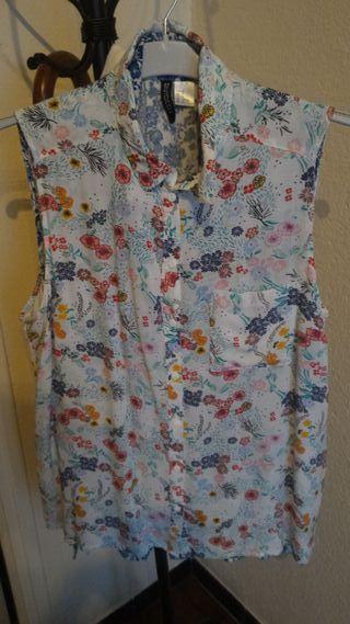 camisas verano mujer