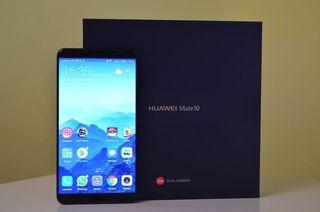 Huawei mate 10 negro
