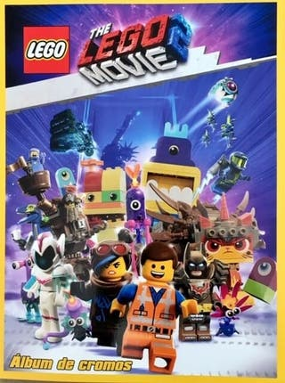 Cromos The Lego Movie 2