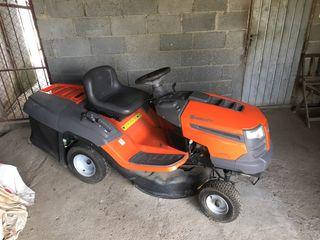 Husqvarna ct126 tractor-cortacesped