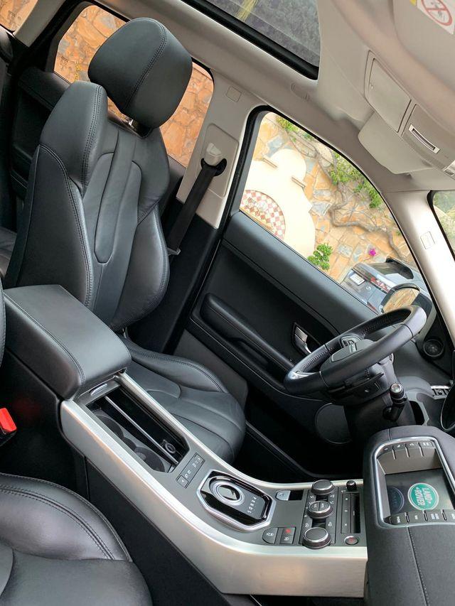 Land Rover Range Rover Evoque 2014