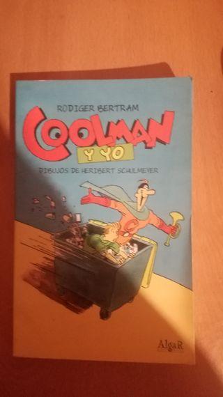 libro COOLMAN Y YO.