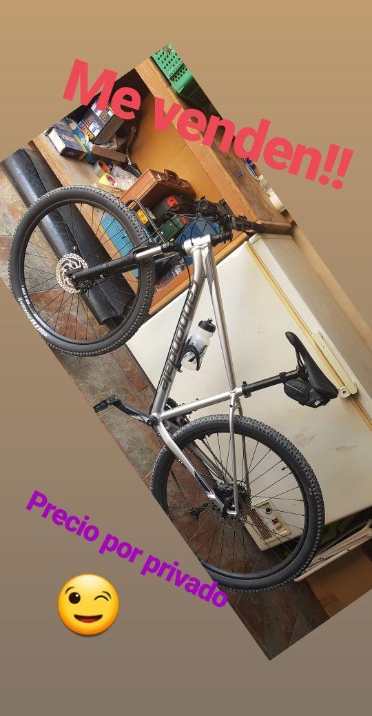 vendo bicicleta montaña