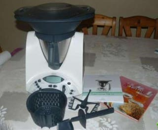 Thermomix TM31 segunda mano