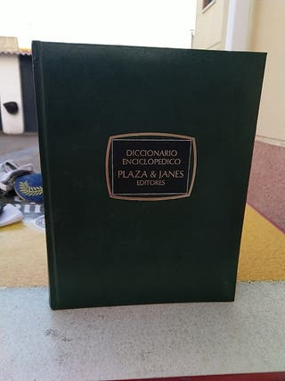 diccionario enciclopédico plaza y Janes