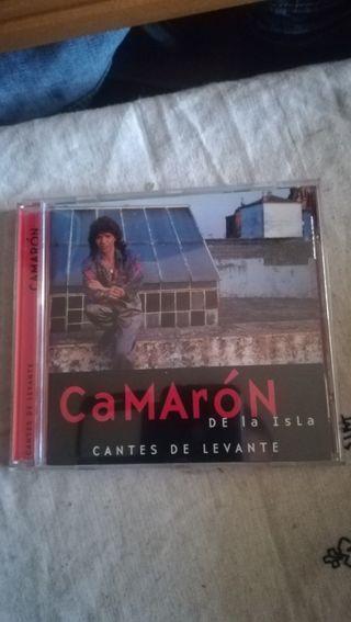 CD de Camarón de la Isla