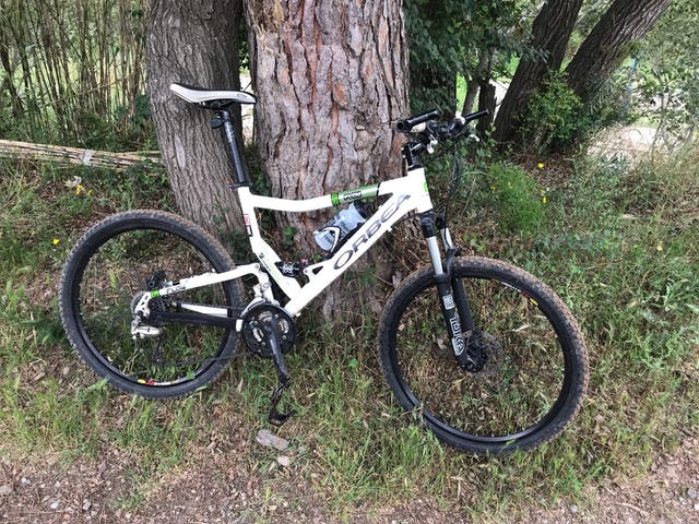 Bicicleta Orbea flow Max