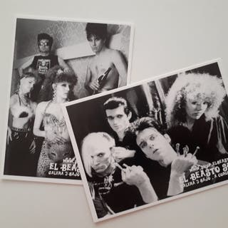 Postales The Cramps