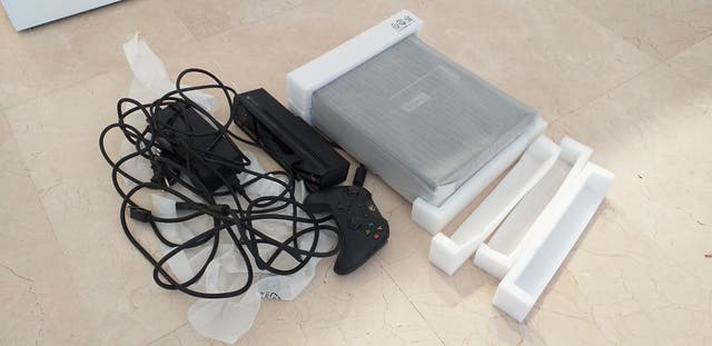 Xbox One consola con mando