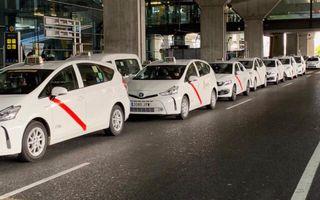 Se busca conductor para taxi en madrid