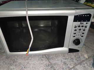 horno,microondas,lavadora