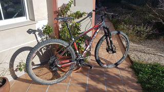 Bicicleta montaña MMR