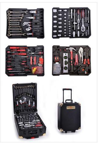 maletin de herramientas de 326 piezas nueva