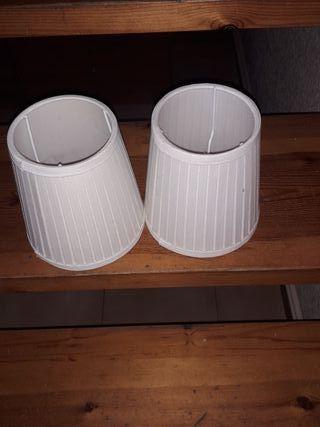 PANTALLAS DE LAMPARAS PEQUEÑAS