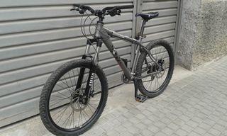 La bicicleta IRONHORSE FR3