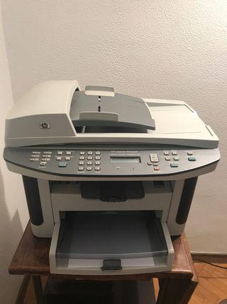HP impresora, escáner, fax y fotocopiadora
