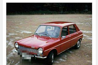 Simca 1200 1972