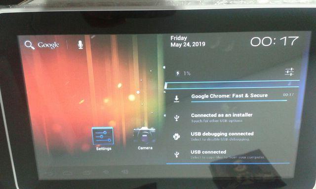 Tablet 8Gb Sunstech