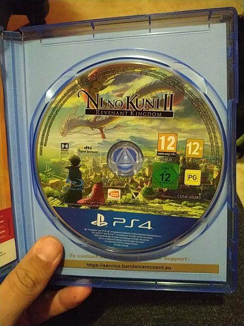 Ni No Kuni 2 PS4