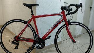 bicicleta carretera ORUS sin extrenar