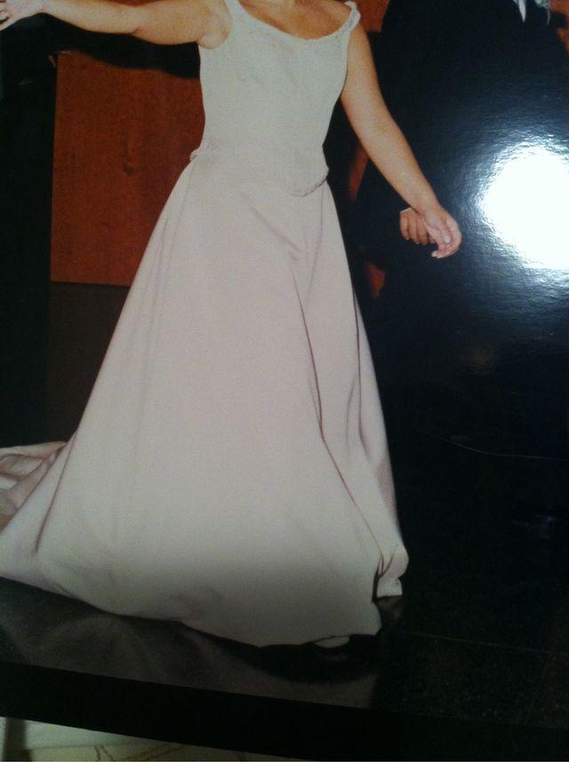 Vestido novia T42-44