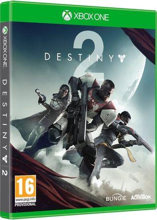 Destiny 2 Xbox One nuevo y embalado