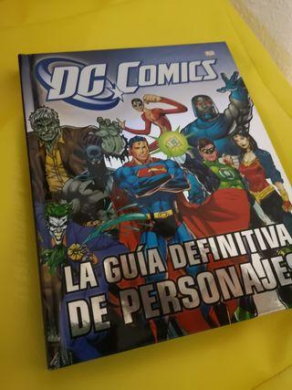 DC Comics. La guía definitiva de los personajes