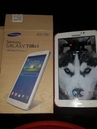 "Samsung Galaxy tab 3 de 7"""