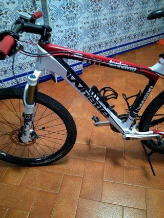 bici carbono 26 talla m