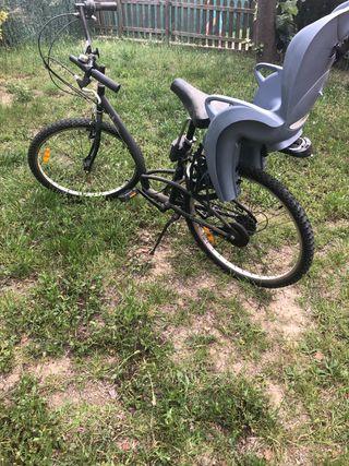 Bicicleta de paseo mas otra gratis y extras