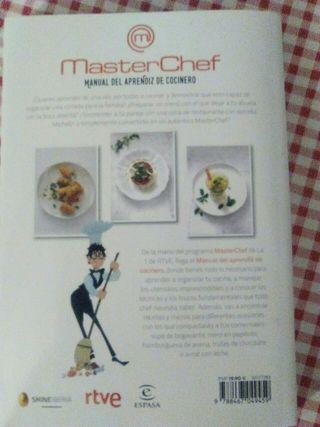 Libro Master Chef