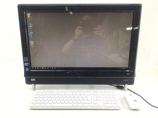 Ordenador aio hp touch smart 600p 23
