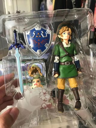 Figura articulable Link 14cm - Zelda