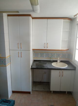 Mueble de cocina de segunda mano en Málaga en WALLAPOP