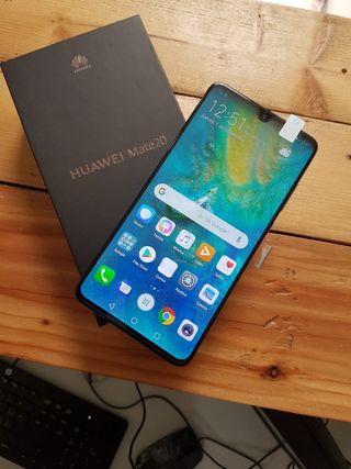 Huawei mate 20 128Gb nuevo estrenar libre