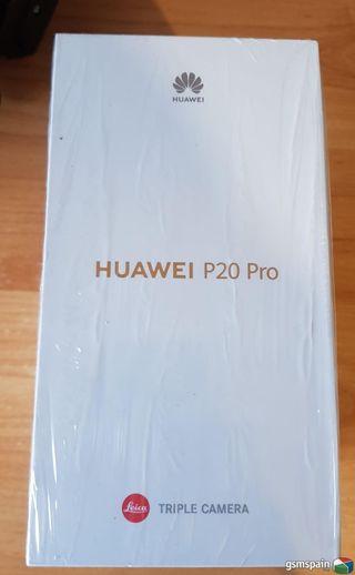 Huawei P20 Pro 128Gb precintado libre