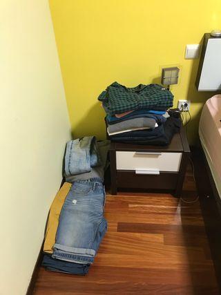 Lote completo de ropa
