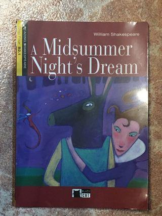 A Midsummer Night's Dream Black Cat