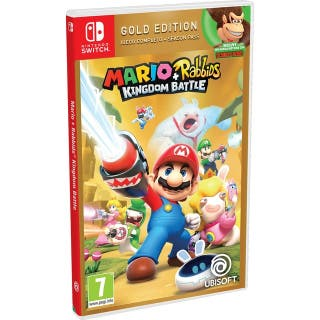 Mario+rabbids kingdom battle gold n